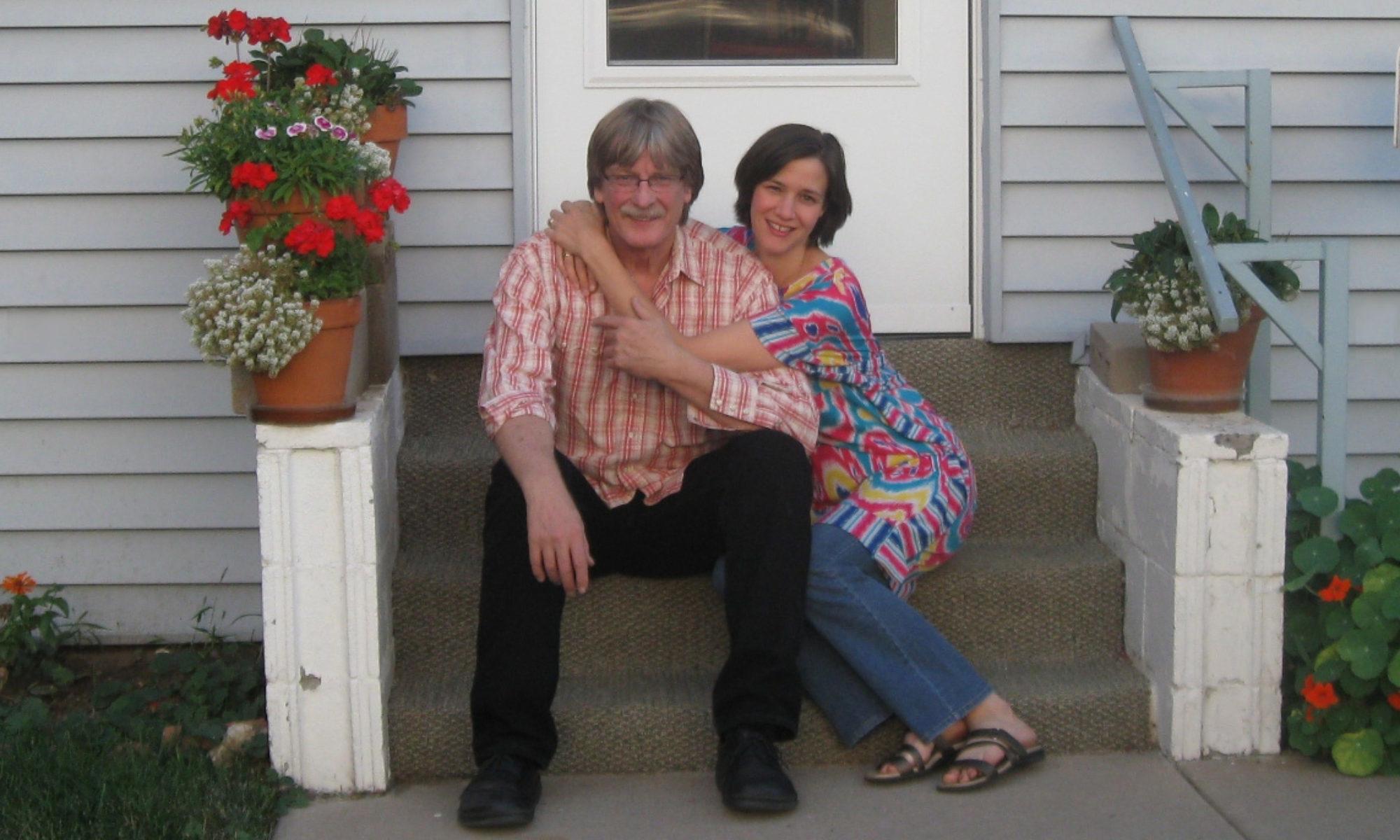 Julie & John Pennell